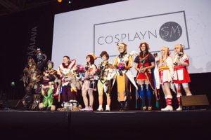 GameXpossa neljännet Cosplayn SM-kisat