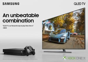 Samsung ja Xbox: Lyömätön yhteistyö käynnistyy Euroopassa