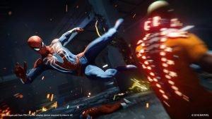 Hämähäkkimies singahtaa tänään PlayStation 4:lle