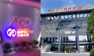 Hangzhou avaa Esports kaupungin, LGD Gaming ja Allied Esports mukana