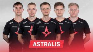 Esports-jätti Astralis ja Unibet solmivat maailmanlaajuisen yhteisty�