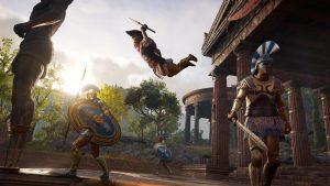Testissä: Assassin's Greed Odyssey (PS4)
