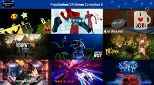 Uusi PlayStation VR -demokokoelma saatavilla veloituksetta PlayStation