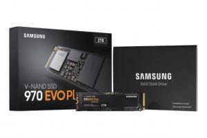 Samsungin 970 EVO Plus nostaa rimaa kuluttajaluokan NMVe SSD -rintamalla