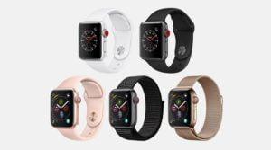 Odotettu Apple Watch mobiiliyhteydellä tänään myyntiin Suomessa – �