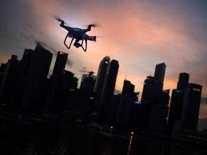 Ensimmäiset drone-olympialaiset Suomessa vauhdittavat globaalia kasvualaa