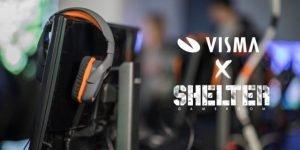 Visma ja Shelter Gameroom solmivat esports-kumppanuuden – työhyvinvointia r�