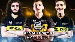Team Vitalitylle 15,5 miljoonaa dollaria