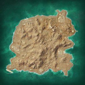 PUBG sai uuden kartan!