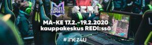 Hiihtolomaviikon vinkki – INEZ MEDIAN peli ja vaikuttajatapahtuma REDISSÄ!