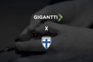 Gigantti ja Palloliitto yhteistyöhön e-jalkapallon tiimoilta – tavoite lisätä