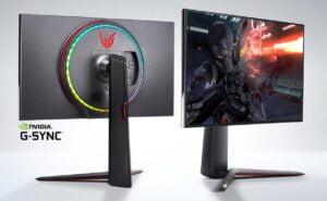 LG:n uudessa huippuluokan pelinäytössä on 4K-resoluutio ja yhden millisekunnin