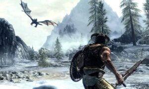 Microsoft osti Bethesdan Elder Scrolls ja Fallout pelisarjat