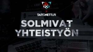 Taitonetti ja YMCA Esports ovat solmineet yhteistyön