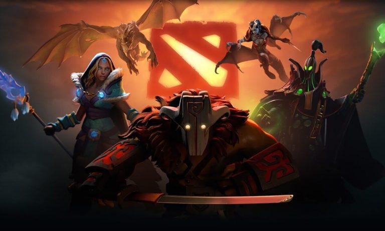 Dota 2 -pelissä taistellaan kyvyillä ja pelityyleillä